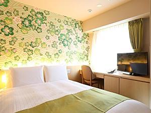 Hotel Wing International Premium Kanazawa Ekimae, Отели эконом-класса  Канандзава - big - 10
