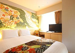 Hotel Wing International Premium Kanazawa Ekimae, Отели эконом-класса  Канандзава - big - 12