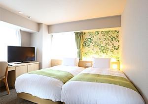 Hotel Wing International Premium Kanazawa Ekimae, Отели эконом-класса  Канандзава - big - 19