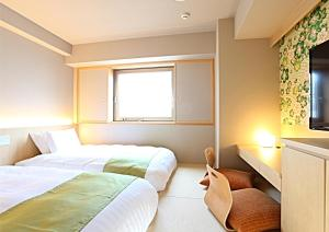 Hotel Wing International Premium Kanazawa Ekimae, Отели эконом-класса  Канандзава - big - 31