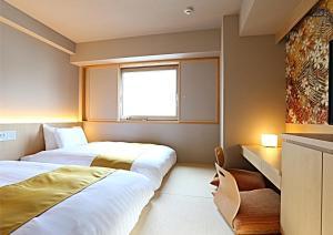 Hotel Wing International Premium Kanazawa Ekimae, Отели эконом-класса  Канандзава - big - 32