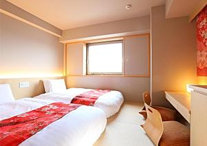 Hotel Wing International Premium Kanazawa Ekimae, Отели эконом-класса  Канандзава - big - 1