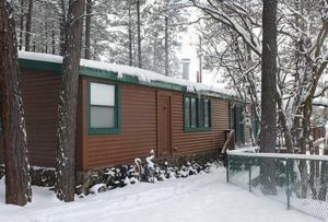 Lumbermen's Village, Ubytování v soukromí  Pinetop-Lakeside - big - 11
