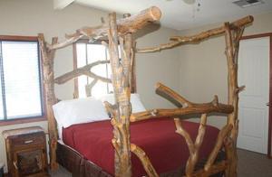 Lumbermen's Village, Ubytování v soukromí  Pinetop-Lakeside - big - 18