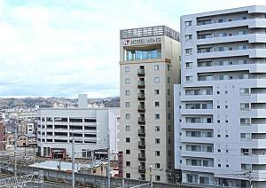 Hotel Wing International Premium Kanazawa Ekimae, Отели эконом-класса  Канандзава - big - 286