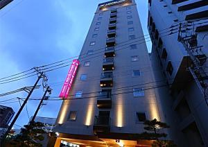 Hotel Wing International Premium Kanazawa Ekimae, Отели эконом-класса  Канандзава - big - 181