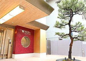 Hotel Wing International Premium Kanazawa Ekimae, Отели эконом-класса  Канандзава - big - 218