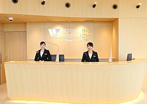 Hotel Wing International Premium Kanazawa Ekimae, Отели эконом-класса  Канандзава - big - 197