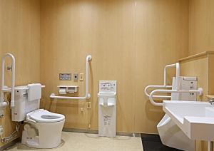Hotel Wing International Premium Kanazawa Ekimae, Economy hotels  Kanazawa - big - 295