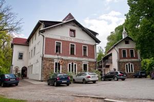 2 star hotel Hotel Na Kocandě Želiv Cehia