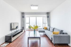 WeiHai Emily Seaview Holiday Apartment International Bathing Beach, Ferienwohnungen  Weihai - big - 25