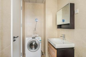 WeiHai Emily Seaview Holiday Apartment International Bathing Beach, Ferienwohnungen  Weihai - big - 27