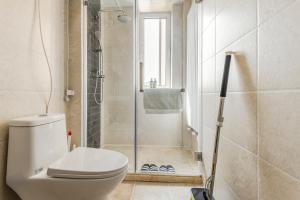 WeiHai Emily Seaview Holiday Apartment International Bathing Beach, Ferienwohnungen  Weihai - big - 28