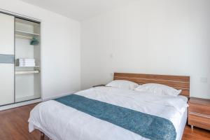 WeiHai Emily Seaview Holiday Apartment International Bathing Beach, Ferienwohnungen  Weihai - big - 30