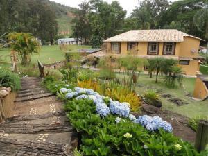 Pousada Solar dos Vieiras, Guest houses  Juiz de Fora - big - 62
