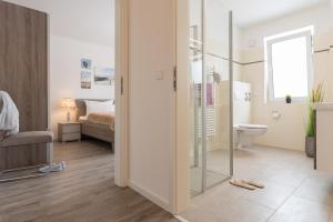 Haus Baltic Cube, Ferienwohnungen  Börgerende-Rethwisch - big - 102