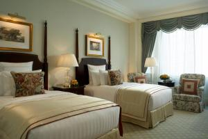 The Ritz Carlton Club Double Room