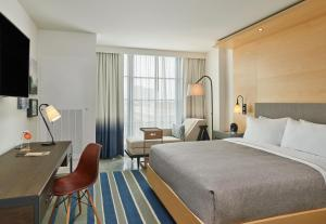 Canopy By Hilton Washington DC Bethesda North, Отели  North Bethesda - big - 2