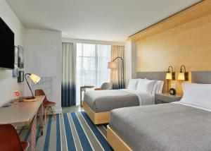 Canopy By Hilton Washington DC Bethesda North, Отели  North Bethesda - big - 8