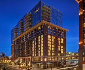 Canopy By Hilton Washington DC Bethesda North, Отели  North Bethesda - big - 1