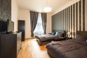 Rybalkova apartment, Апартаменты  Прага - big - 2