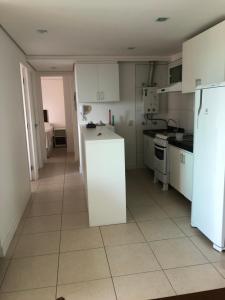 Portal Meireles 402, Apartmanok  Fortaleza - big - 28