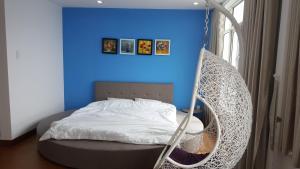 Hoang Anh Gia Lai Apartment B20.03, Apartmány  Da Nang - big - 22