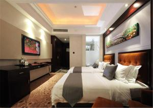 Howdy Smart Hotel- Xiao Jia He Branch, Hotely  Chengdu - big - 4