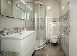 Cezar Luxury Apartment, Apartmány  Omiš - big - 3