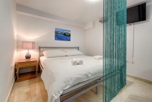Cezar Luxury Apartment, Apartmány  Omiš - big - 22