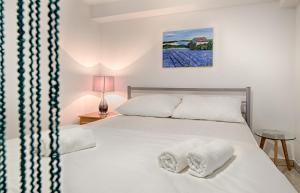 Cezar Luxury Apartment, Apartmány  Omiš - big - 38