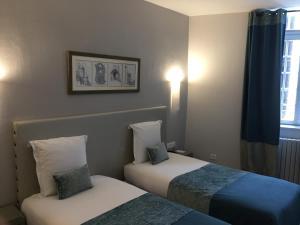 Hotel Du Pont Vieux, Hotely  Carcassonne - big - 23