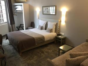 Hotel Du Pont Vieux, Hotely  Carcassonne - big - 19