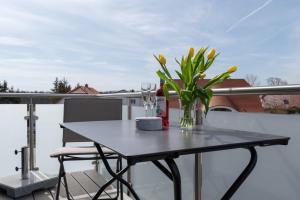 Haus Baltic Cube, Ferienwohnungen  Börgerende-Rethwisch - big - 62