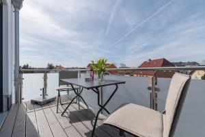 Haus Baltic Cube, Ferienwohnungen  Börgerende-Rethwisch - big - 21