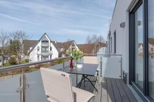 Haus Baltic Cube, Ferienwohnungen  Börgerende-Rethwisch - big - 63