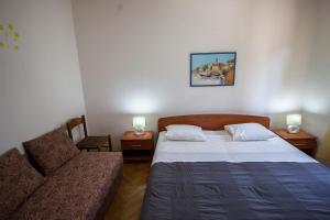 Apartments Slavica, Ferienwohnungen  Omiš - big - 29