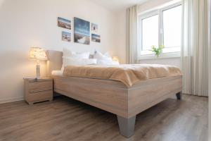 Haus Baltic Cube, Ferienwohnungen  Börgerende-Rethwisch - big - 23