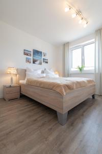 Haus Baltic Cube, Ferienwohnungen  Börgerende-Rethwisch - big - 22