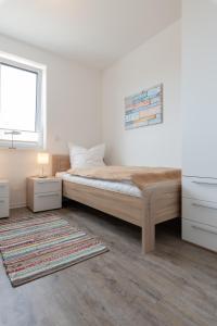 Haus Baltic Cube, Ferienwohnungen  Börgerende-Rethwisch - big - 38