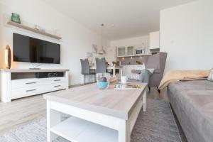 Haus Baltic Cube, Ferienwohnungen  Börgerende-Rethwisch - big - 49