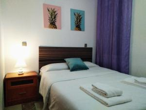 Santa Ana Apartamentos, Ferienwohnungen  Madrid - big - 6