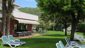 Hotel Villa Claudia, Szállodák  Nago-Torbole - big - 44