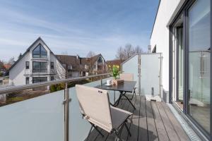 Haus Baltic Cube, Ferienwohnungen  Börgerende-Rethwisch - big - 53