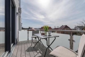 Haus Baltic Cube, Ferienwohnungen  Börgerende-Rethwisch - big - 52