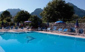 Hotel Villa Claudia, Szállodák  Nago-Torbole - big - 40
