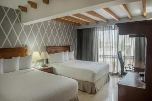 Capital Plaza Hotel, Hotels  Chetumal - big - 8