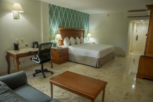 Capital Plaza Hotel, Hotels  Chetumal - big - 11