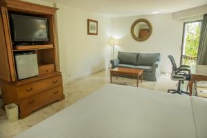Capital Plaza Hotel, Hotels  Chetumal - big - 13