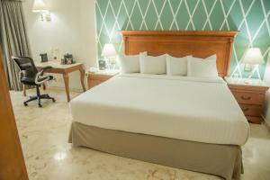Capital Plaza Hotel, Hotels  Chetumal - big - 14
